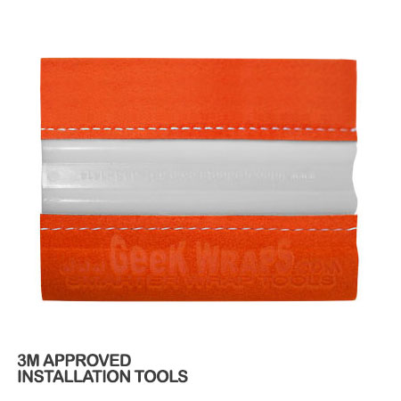 4 Inch Double Soft Edge Marine Squeegee - Blow Out