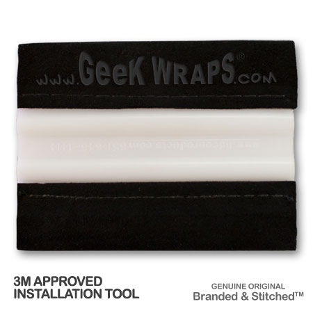 Geek Wraps Double Soft Edge Squeegee