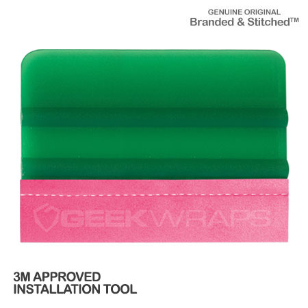 Pro Pink 4 Inch Shape Shifter Squeegee