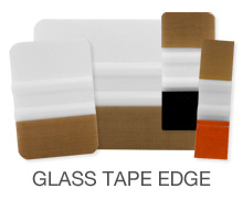 Glass Tape Edge