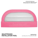 Pro Pink Freestyle Curve Squeegee
