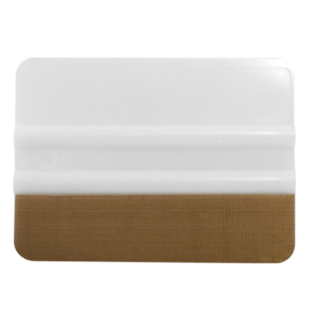 Teflon Glass Tape Edge Squeegee