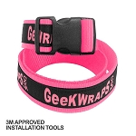 Pro Pink Geek Wraps Utility Belt - Blow Out