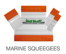 Marine Squeegees