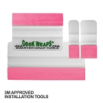 Pro Pink Squeegee Sampler
