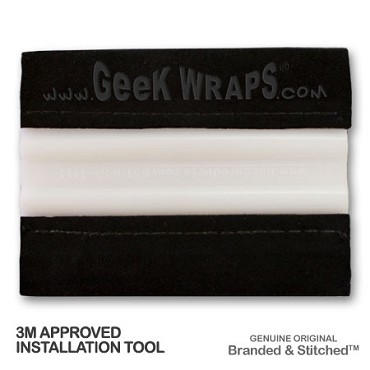 4 Inch Double Soft Edge Squeegee