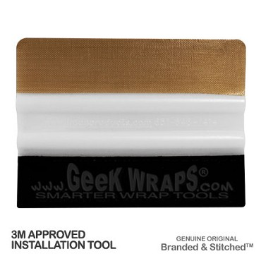 4 Inch Glass Tape Edge Squeegee